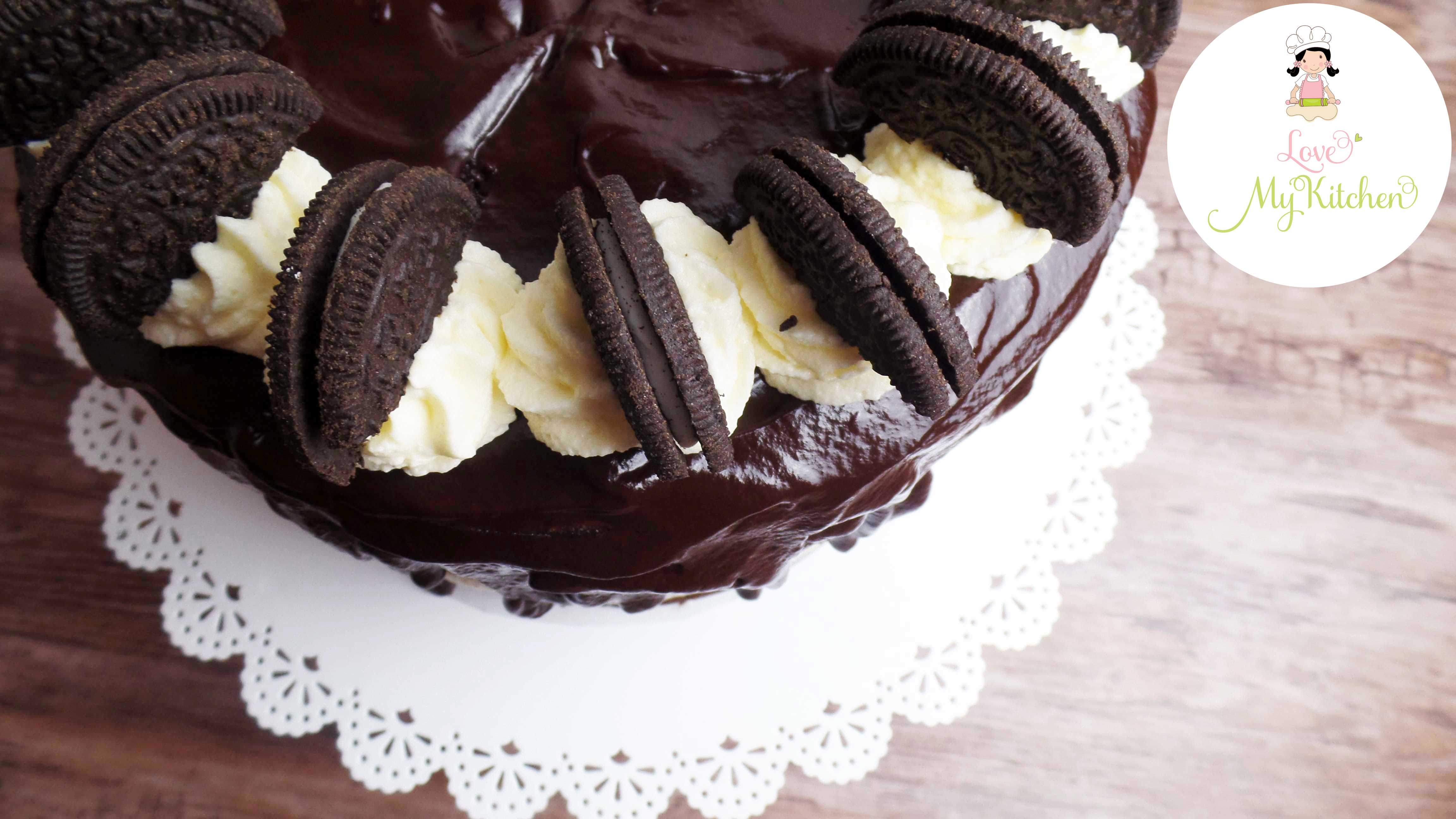 oreo torte love my kitchen leckere rezepte aus aller welt. Black Bedroom Furniture Sets. Home Design Ideas